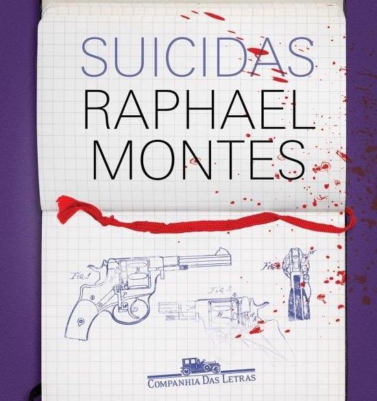 Raphael Montes divulga capa da nova edição de SUICIDAS 16