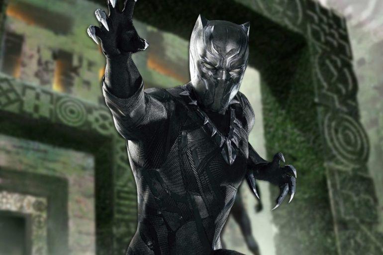 Pantera Negra 2 ganha data de lançamento 24