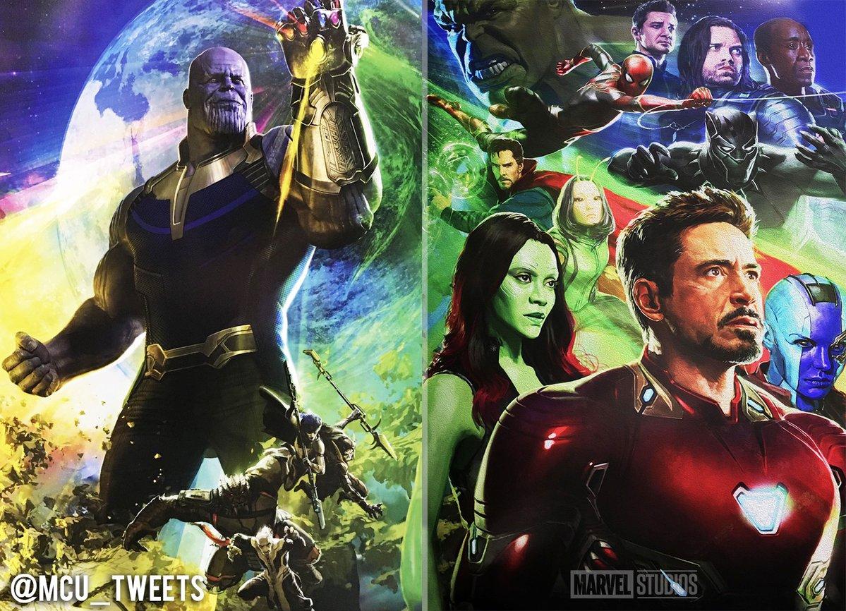 Vingadores: Guerra Infinita - Vaza o trailer completo exibido na San