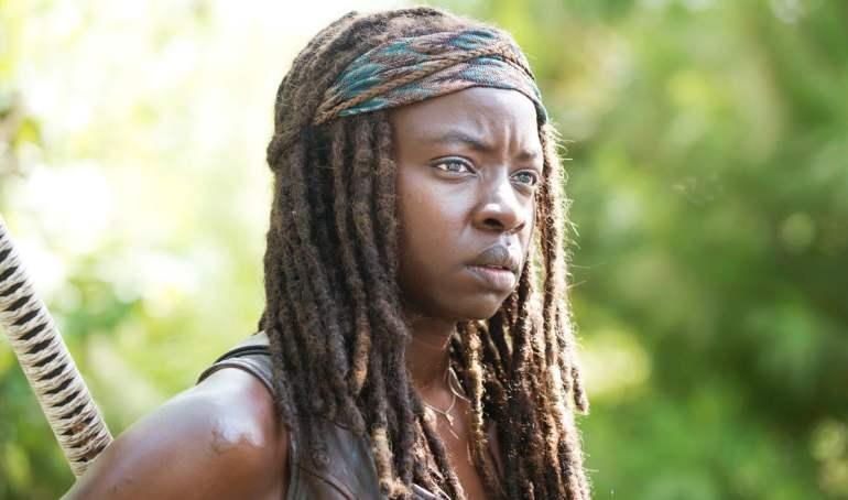 CCXP 2017 terá a presença de Danai Gurira, de The Walking Dead e Pantera Negra 16