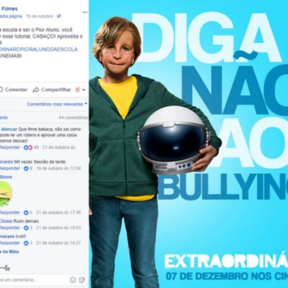 Divulgação simultânea de filme de Danilo Gentili e campanha anti-bullying geram reações na web 16