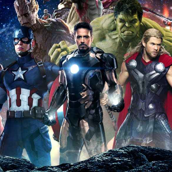 Vingadores: Guerra Infinita ganha trailer inédito; assista 22