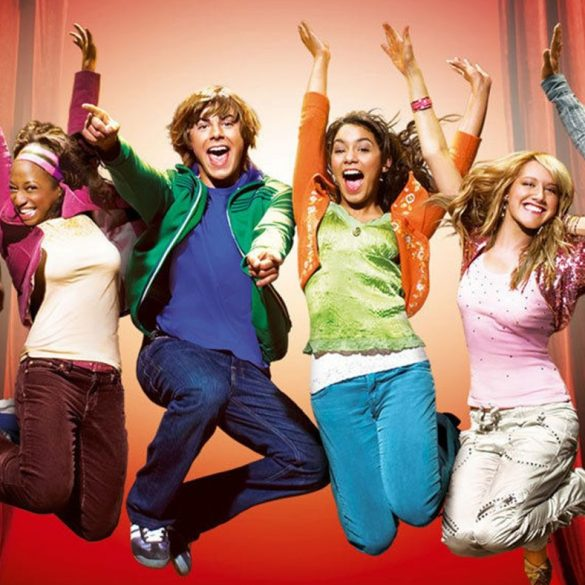 High School Musical 1 e 2 entram no catálogo da Netflix 18