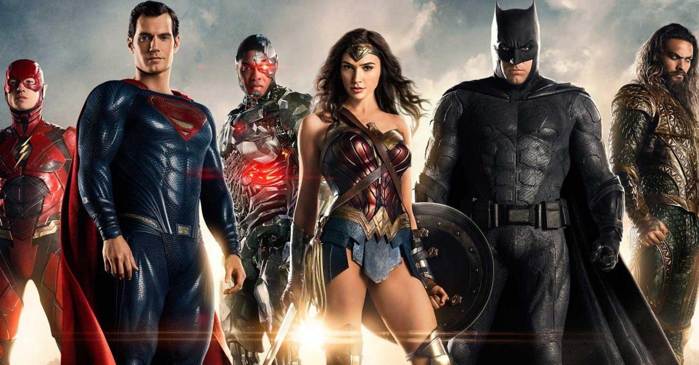 'Liga da Justiça' faz estreia decepcionante nas bilheterias dos EUA