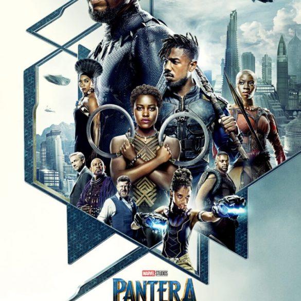 """""""Mas o Pantera Negra não é o único herói preto"""" 19"""