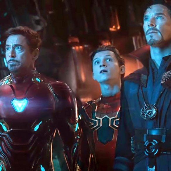 Vingadores: Guerra Infinita ganha trailer inédito; assista 42