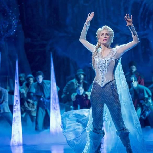 Personagem de Frozen troca de gênero em nova versão do musical na Broadway 17