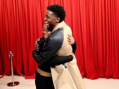 Pantera Negra | Chadwick Boseman surpreende fãs em vídeo emocionante 27