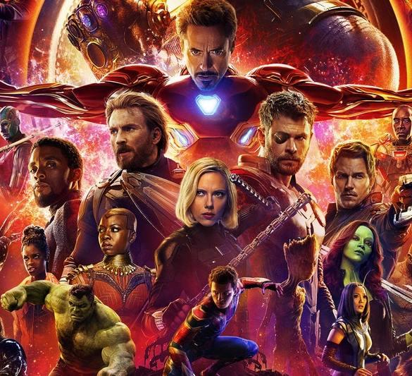 Vingadores: Ultimato | Divulgados novos posteres oficiais do filme 16