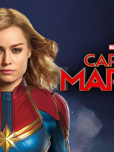 Divulgado novo pôster de Capitã Marvel 26