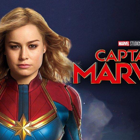Capitã Marvel | Brie Larson quer criar um símbolo de força e humor para as mulheres com sua atuação! 18