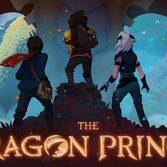 O Príncipe Dragão | Confira o trailer da terceira temporada da série 17