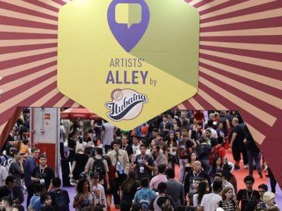 CCXP anuncia o maior Artists' Alley do Hemisfério Sul 19