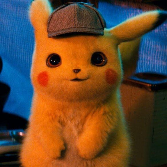 Divulgados pôsteres chineses de Detective Pikachu. 21