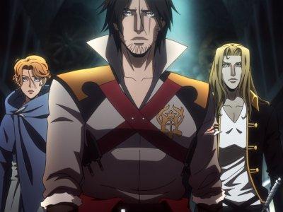 Castlevania – Série animada é renovada para terceira temporada! 13