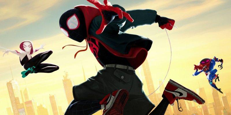 Homem-Aranha no Aranhaverso tem exibição única no MIS 19