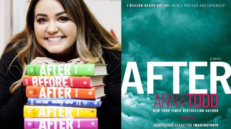 """Anna Todd, autora e produtora de """"After"""", vem ao Brasil em janeiro divulgar o filme 16"""