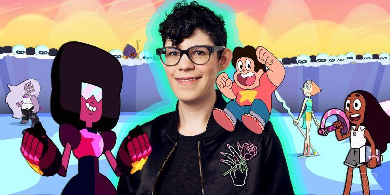 CCXP 2018: Criadora de Steven Universo canta e encanta o público brasileiro 16