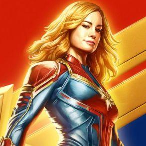 Capitã Marvel 2 está oficialmente avançando na Marvel 19
