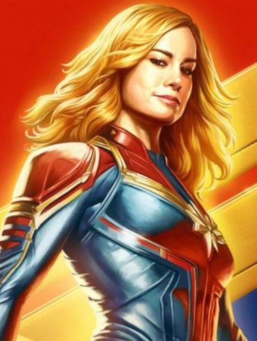 Será que a Capitã Marvel será mais poderosa do que Thanos? 20