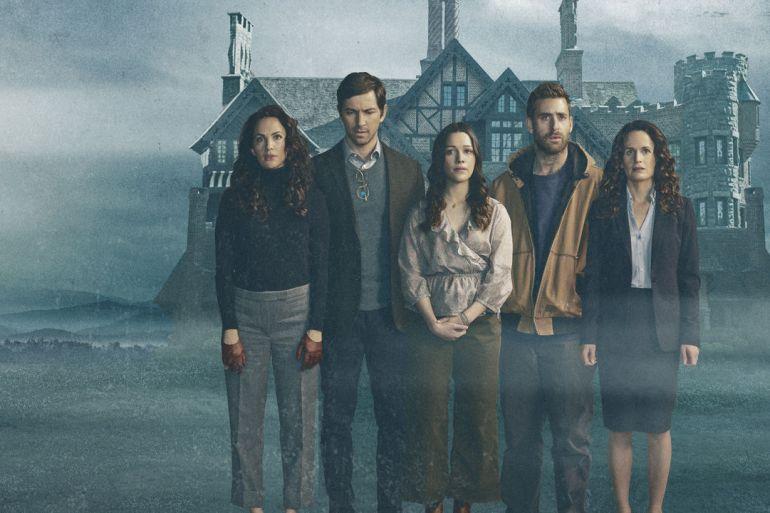 2ª temporada de A Maldição da Residência Hill trará nova história com outra família 16