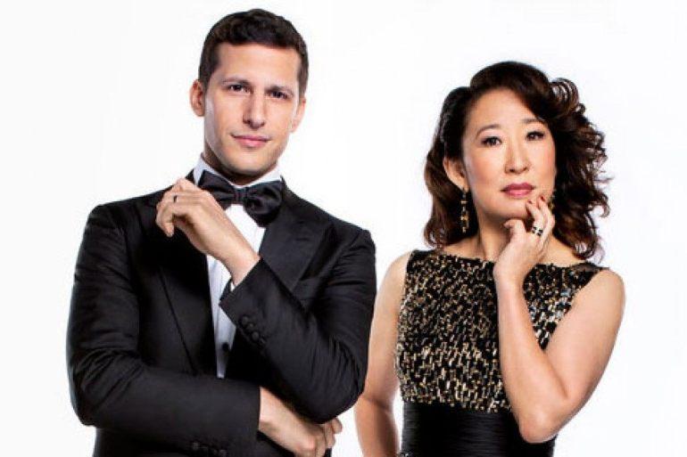 Sandra Oh é primeira pessoa de origem asiática a apresentar o Globo de Ouro 17