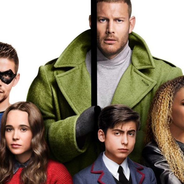 SAIU! Vem ver o trailer completo de The Umbrella Academy, nova série de heróis da Netflix 16