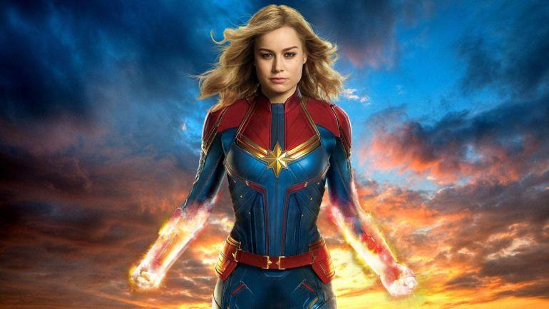 Capitã Marvel se torna uma das 25 maiores bilheterias da história 16