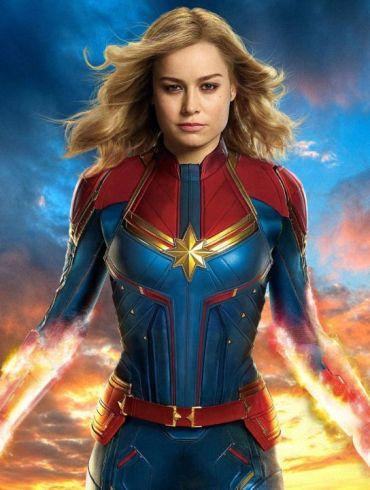 Capitã Marvel | Brie Larson quer criar um símbolo de força e humor para as mulheres com sua atuação! 20