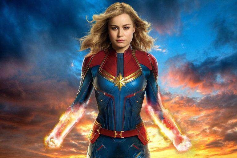 Bilheteria de Capitã Marvel deve chegar a US$ 500 milhões nesta terça 21