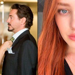 Katherine Langford aparece de visual novo e pode ser filha de Tony Stark em Vingadores 4 21