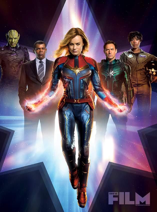 Capitã Marvel - Confirmada a quantidade de cenas pós-créditos do filme! 17