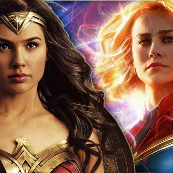Capitã Marvel abre a bilheteria mundial com incríveis US$ 455 milhões 18