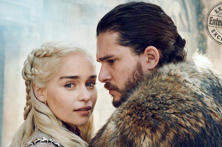 Roteiristas falam sobre nova temporada de Game of Thrones? 69