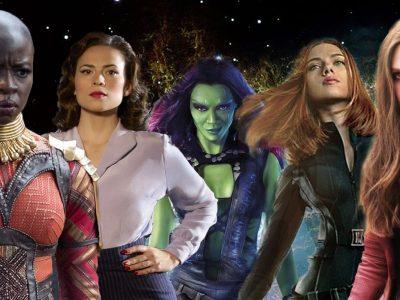 Brie Larson quer um filme com as mulheres da Marvel! 36