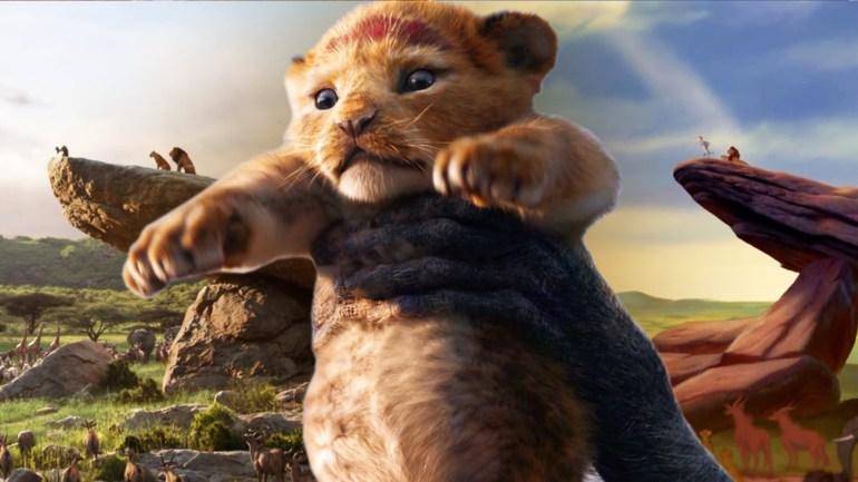 """""""O Rei Leão"""": vídeo mostra semelhança entre cenas emblemáticas das duas versões do longa 16"""
