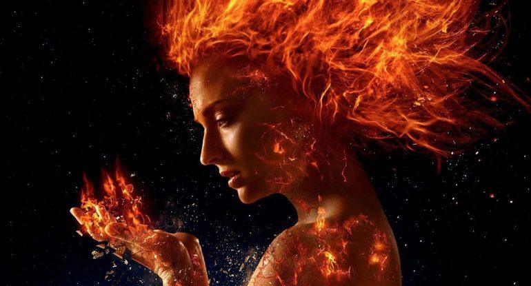 Novo pôster de X-Men: Fênix Negra faz referência a imagem do Buraco Negro 16