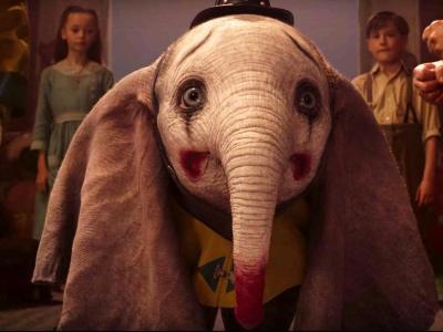 Dumbo abre discussão sobre animais em espetáculos circenses 15