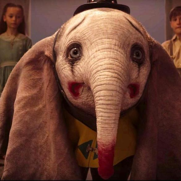 'Dumbo': Live-action dirigido por Tim Burton ganha data de estreia no Brasil 18