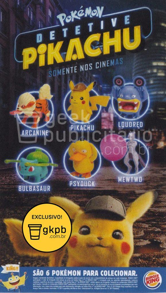 Burger King terá brindes de Detetive Pikachu no Brasil, diz site 18