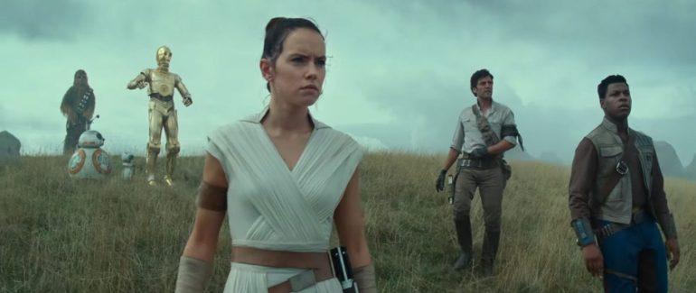 Star Wars: Episódio IX ganha teaser e revela título 16