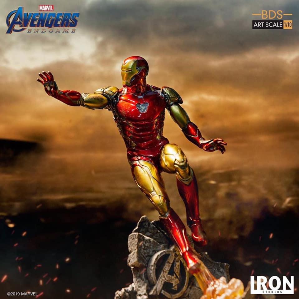 """Exposição Avengers em São Paulo: """"Avengers: EndGame Expo"""" reúne estátuas em miniatura e em tamanho real dos personagens de Vingadores Ultimato 19"""