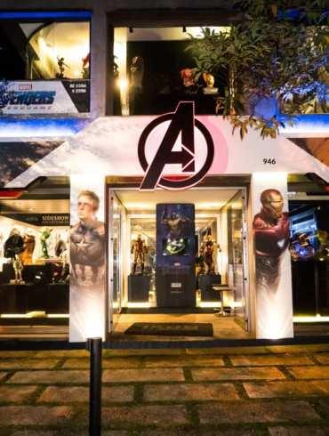 'Vingadores 4' ganha sinopse oficial 38