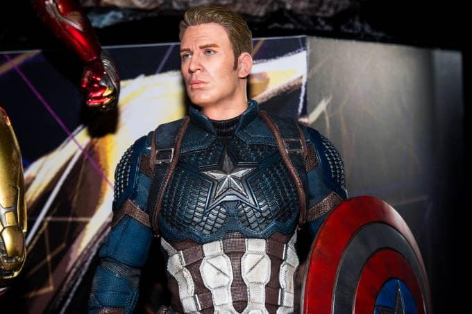 """Exposição Avengers em São Paulo: """"Avengers: EndGame Expo"""" reúne estátuas em miniatura e em tamanho real dos personagens de Vingadores Ultimato 26"""