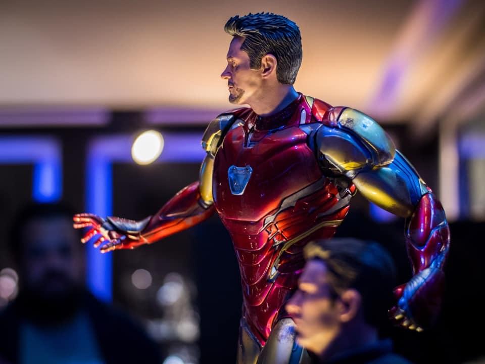 """Exposição Avengers em São Paulo: """"Avengers: EndGame Expo"""" reúne estátuas em miniatura e em tamanho real dos personagens de Vingadores Ultimato 25"""