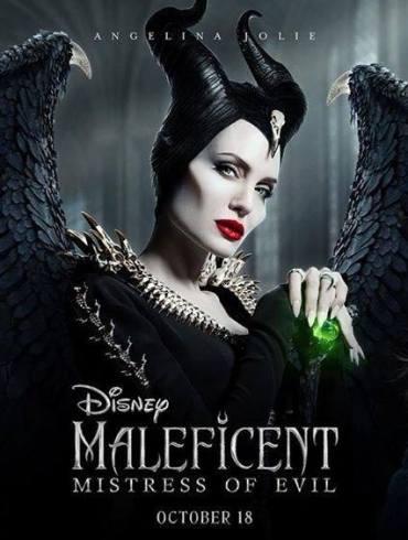 'Malévola: Dona do Mal' amarga 41% de aprovação no Rotten Tomatoes! 30
