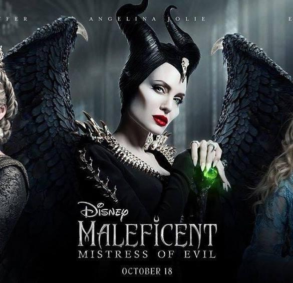 'Malévola: Dona do Mal' amarga 41% de aprovação no Rotten Tomatoes! 34