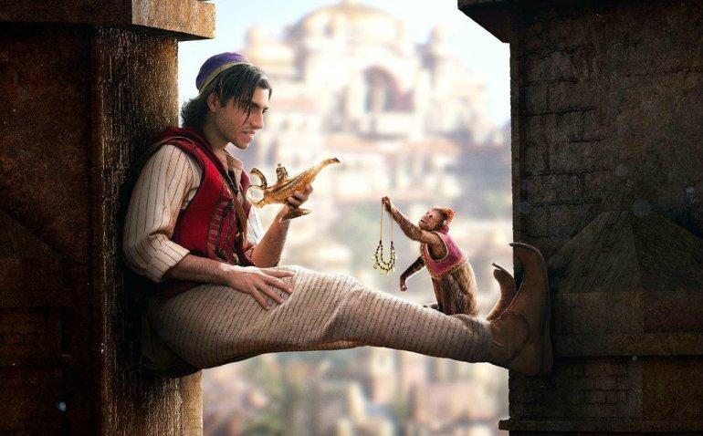 Aladdin | Live-action ganha novos cartazes 16