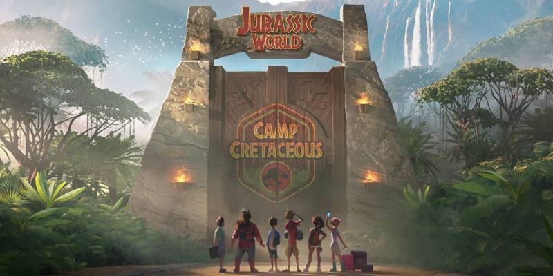 Jurassic World: Camp Cretaceous | Netflix anuncia nova série animada 20