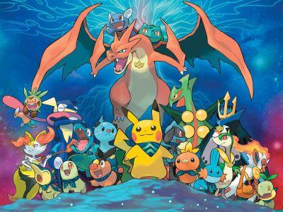 Pesquisa informal revela os dez Pokémon mais queridos de todos os tempos 43